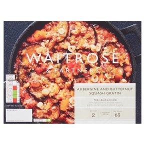 Waitrose Aubergine & Butternut Squash Parmigiana
