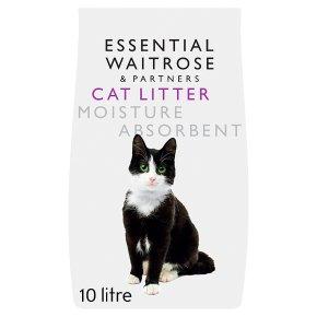 essential Waitrose Absorbent Cat Litter