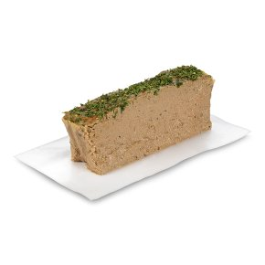 Patchwork Chicken Liver Pâté with Brandy & Herbs