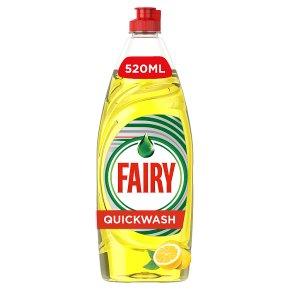 Fairy Platinum Lemon Washing Up Liquid