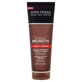 John Frieda Brunette Deeper Conditioner