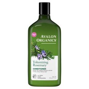 Avalon Organics rosemary conditioner