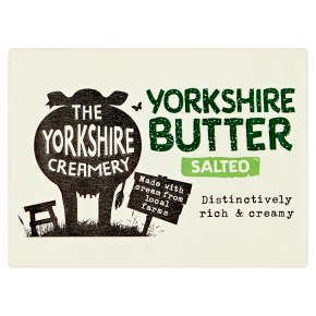Wensleydale Creamery Dales butter salted
