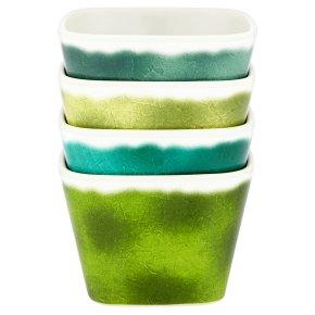 Waitrose Verdant Melamine Bowls
