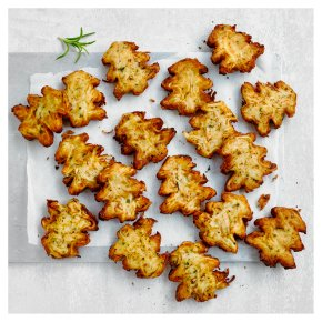 Potato Rosti Christmas Trees