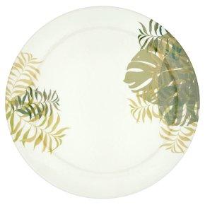 Waitrose Verdant Leaf Large Plate