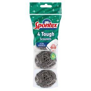 Spontex Tough Scourers