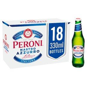 Peroni Nastro Azzurro 18 x 330ml