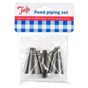 Tala Food Piping Bag Set