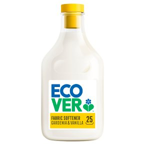 Ecover Fabric Softener - Gardenia & Vanilla - 25 Washes