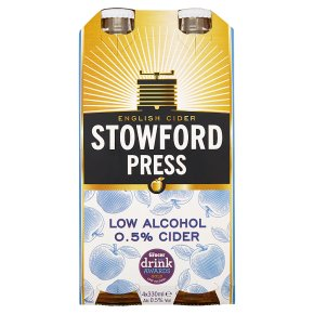 Stowford Press 0.5% Low Alcohol Herefordshire