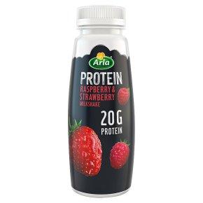 Arla Protein Raspberry Strawberry Milk Drink