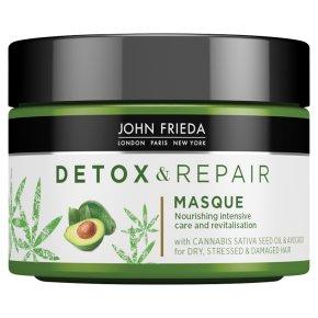 John Frieda Masque Detox & Repair