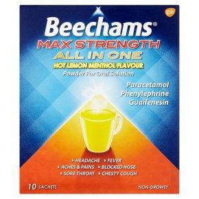 Beechams Ultra all in one powder