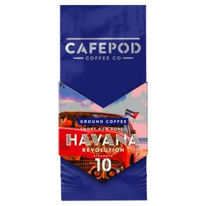 CafePod Coffee Co. Ground Coffee Havanah Revolution