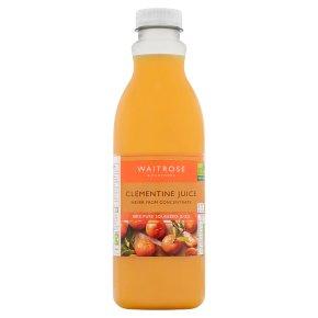 Waitrose Clementine Juice