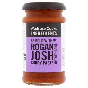 Waitrose Rogan Josh curry paste