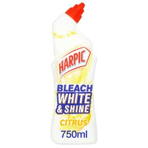 Harpic white & shine citrus fresh