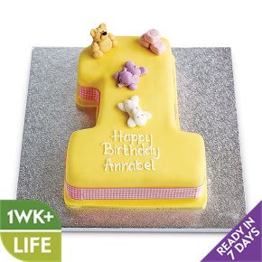 Waitrose St Birthday Cakes