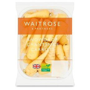 Waitrose Snowdrop Chantenay Carrots
