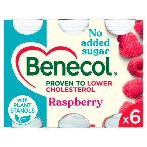 Benecol No Added Sugar Raspberry