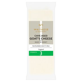 Waitrose 1 Cave Aged Goat's Cheese