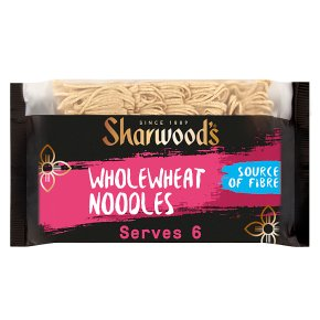 Sharwood's Wholewheat Noodles