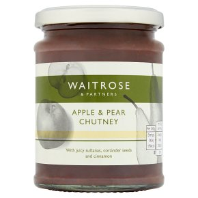 Waitrose Apple & Pear Chutney