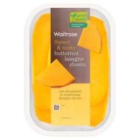 Waitrose Butternut Lasagne Sheets
