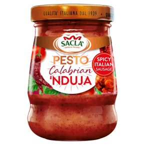 Sacla Nduja Pesto