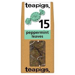 Teapigs peppermint leaves 15 tea bags