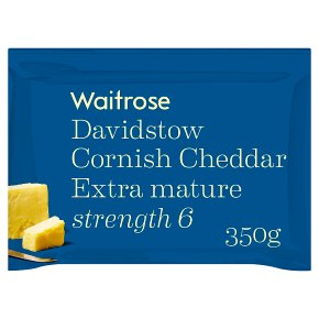 Waitrose Extra Mature Cornish Cheese