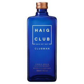 Haig Club Clubman Blended Grain Scotch Whisky