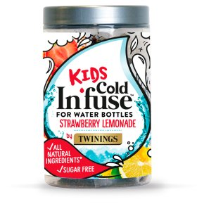 Twinings Kids Cold In'fuse Strawberry Lemonade