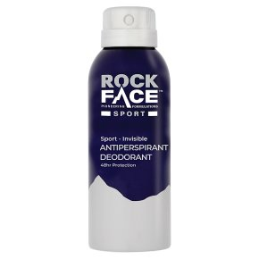 Rock Face Sport Antiperspirant