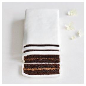 Wedding Cutting Bar - Chocolate sponge cake
