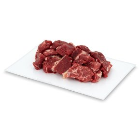Dry Aged Aberdeen Angus Beef Chunks - ideal for stocks, soups & gravies