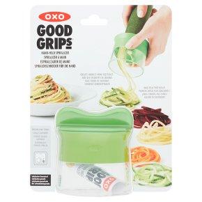OXO GG Hand Held Spiralizer