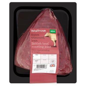 Waitrose British Beef Roasting Joint