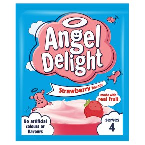 Angel Delight Strawberry Flavour