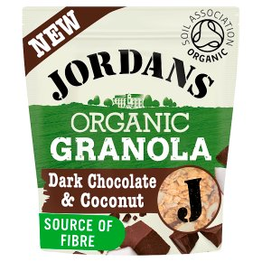 Jordans Organic Granola D/Choc Coconut