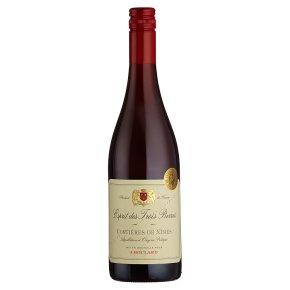 Trois Pierres Costières de Nîmes, French, Red Wine