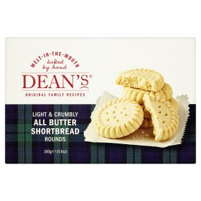 Dean's all butter shortbread rounds