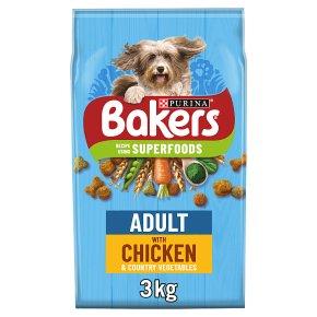Bakers Adult Chicken