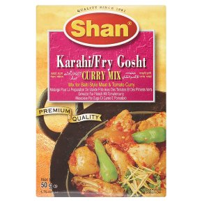 Shan Curry Mix
