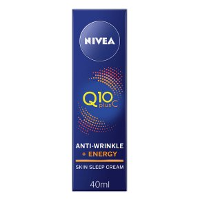 Nivea Q 10 Plus C Skin Sleep Cream
