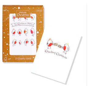 Waitrose christmas robin cards waitrose waitrose christmas robin cards m4hsunfo