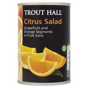 Trout Hall citrus salad