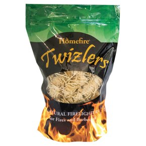 Homefire Twizlers Natural Firelight