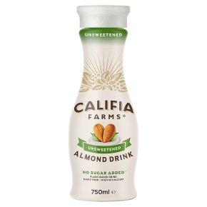 Califia Unsweetened Almond